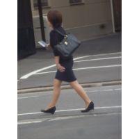 タイトスカートな女  156