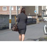 タイトスカートな女 通勤 90