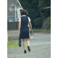 タイトスカートな女  151