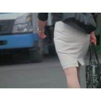 タイトスカートな女 通勤 44
