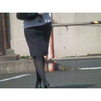 タイトスカートな女  136