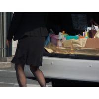 タイトスカートな女 通勤 92