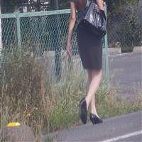 タイトスカートな女 通勤 3