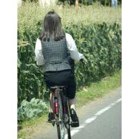 自転車通勤なOL 5