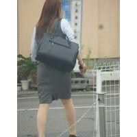 タイトスカートな女  135