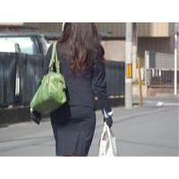 タイトスカートな女 通勤 25