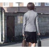 タイトスカートな女 通勤 10
