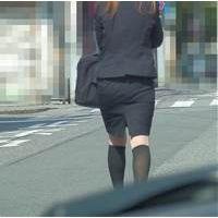 タイトスカートな女 通勤 12