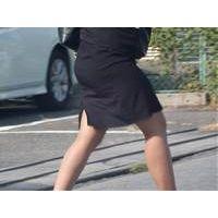 タイトスカートな女 通勤 16