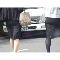 タイトスカートな女 通勤 7