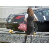 タイトスカートな女  150