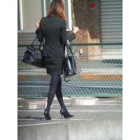 タイトスカートな女 通勤 74