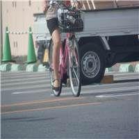 自転車通勤なOL  4