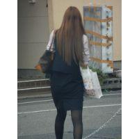 タイトスカートな女  155