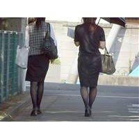 タイトスカートな女 通勤 61