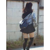通学中な女 3