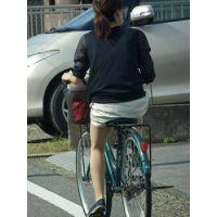 自転車通勤なOL 10
