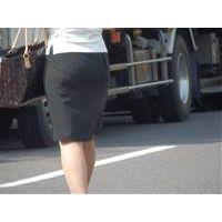 タイトスカートな女 通勤 48