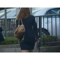 タイトスカートな女  163
