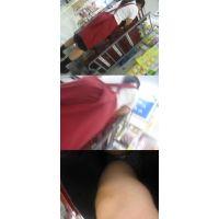 【フルHD】100均で働く女子高生店員のマル秘スポット!