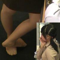 ☆動画☆マットレスショップの靴脱ぎ店員