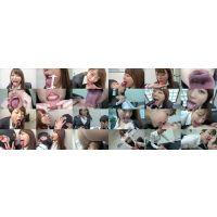 【特典動画付】星野あかりのエロ長い舌シリーズ1〜6まとめてDL