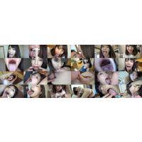 【特典動画付】椎名りりこ(橘花音)のエロ長い舌シリーズ1〜6まとめてDL
