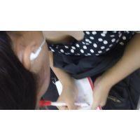 【HD】胸チラ観察vol.043〜048