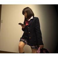 ☆K2(○6歳)りあ シェアハウスの入居者�-2 着替えを盗撮(部屋) 癒し系ロリフェイス美少女