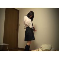 ☆K1(○6歳)みさき シェアハウスの入居者�-2 着替えを盗撮(部屋) 超絶スレンダー美少女