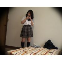 ☆C3(○4歳) シェアハウスの入居者23-2 寝室 着替え撮