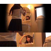 プリケツちゃん盗撮 ☆K2(○7歳) シェアハウスの入居者� 3本セット 着替え、オナニー