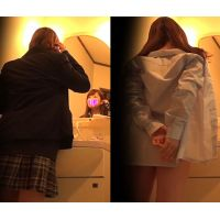☆ K1 (○ 6-year-old) voyeur tenants �-1 change of clothes of the