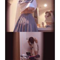 ☆K(○6歳)いとこの娘 着替えを盗撮