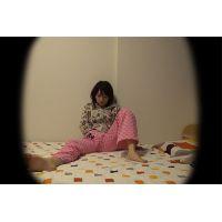 ☆K1(○6歳)ルリカ シェアハウスの入居者�-2 オナニー盗撮 将来有望なモデル並み美体