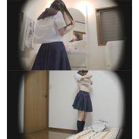 ☆C3(○4歳)ミオリ シェアハウスの入居者� 着替えを盗撮 受験生の体を隠し撮り