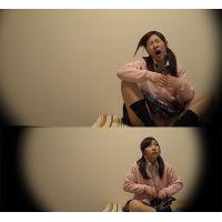 ☆K2(○7歳) シェアハウスの入居者�-2 着替えを盗撮(自室) いかにも気の強そうな女子