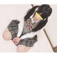 【高画質】塾の教え子 レイプ 中出し 黒髪ツインテ美少女