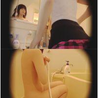 めいっ子 ☆C1 るみちゃん� 預かっためいっ子 入浴・着替え 盗撮