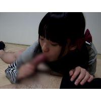 童貞山村君★可愛いロり女子にフェラ&ヌルヌル手コキ!