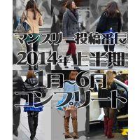 【コンプリート】マンスリー投稿番長2014年度上半期1月〜6月コンプリートセット