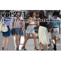 vol271-ムチムチっと女性らしい生美脚ライン