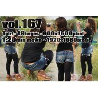 vol167-ムチ尻食い込み短デニムチ脚トレンカ