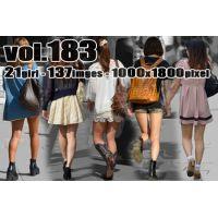 vol183-オシャレな美脚生脚の魅力