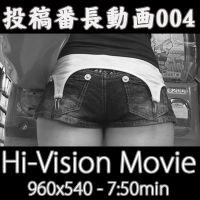 street_movie004魅力的なお尻