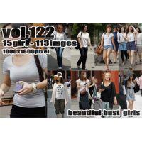 vol122-魅力の胸撮り正面撮り