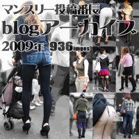 【blobアーカイブ】マンスリー投稿番長2009年