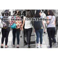 vol244-豊満プリプリレギンスぴったり美尻