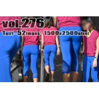 vol276-スパッツぴちぴち尻肉食い込みヒップライン