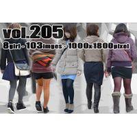 vol205-魅力満点むっちり美脚の柄入りタイツ
